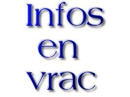 Informations en vrac … :)